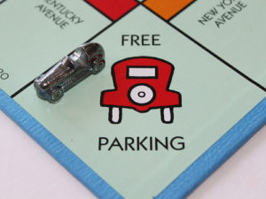 Free parking with any auto detailing service