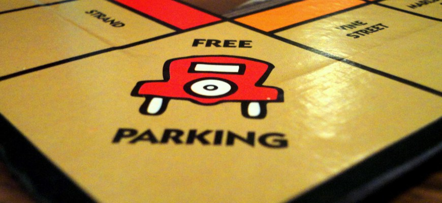 Free Parking at The Westchester!